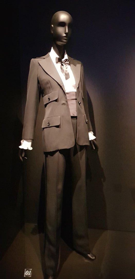 Tuxedo inspired