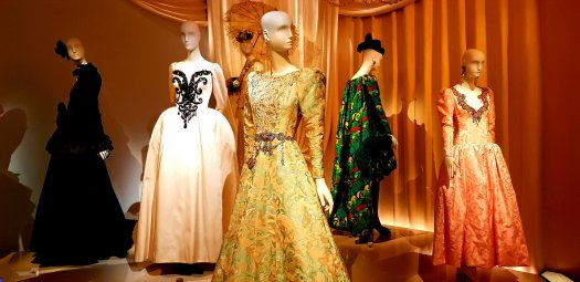 Evening Gowns - YSL