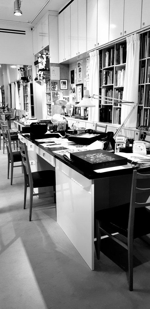 Yves Saint Laurent Workspace
