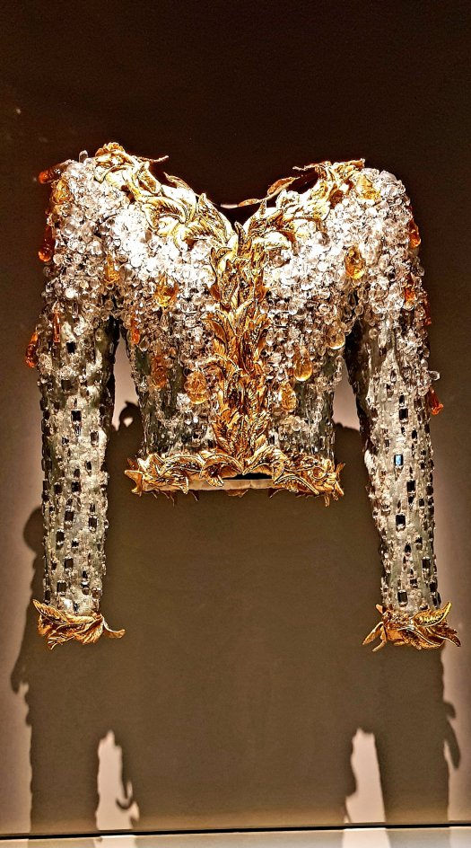 Bejeweled Costume inspired Jacket