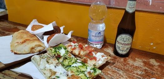 Pizza Rome Italy