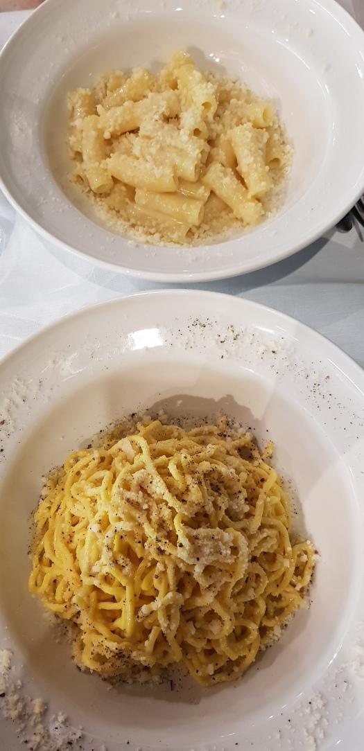 Pasta Roscioli Salumeria Rome Italy
