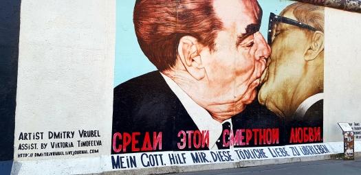 Dmitry Vrubel Berlin Wall Germany