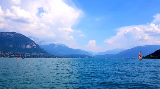 Annecy Lake France