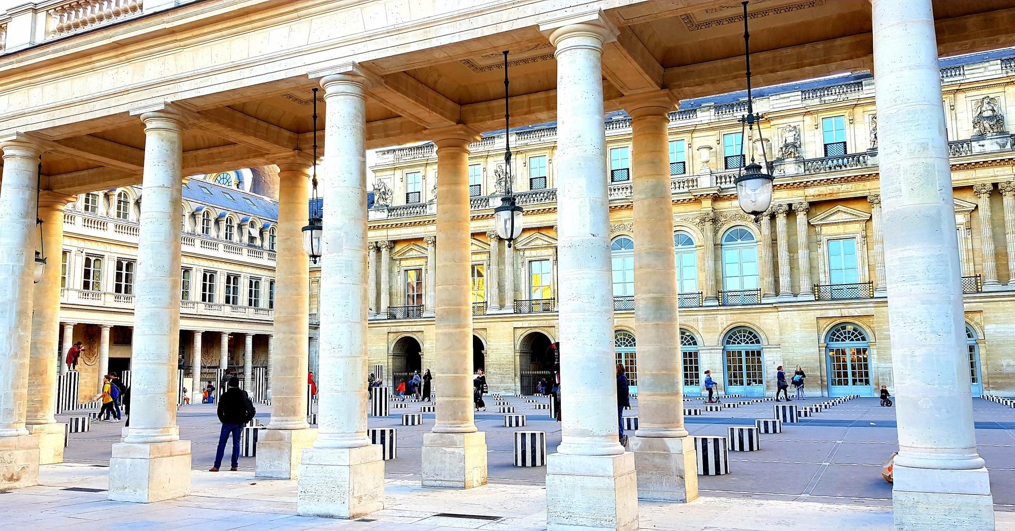 Palais-Royal Paris France