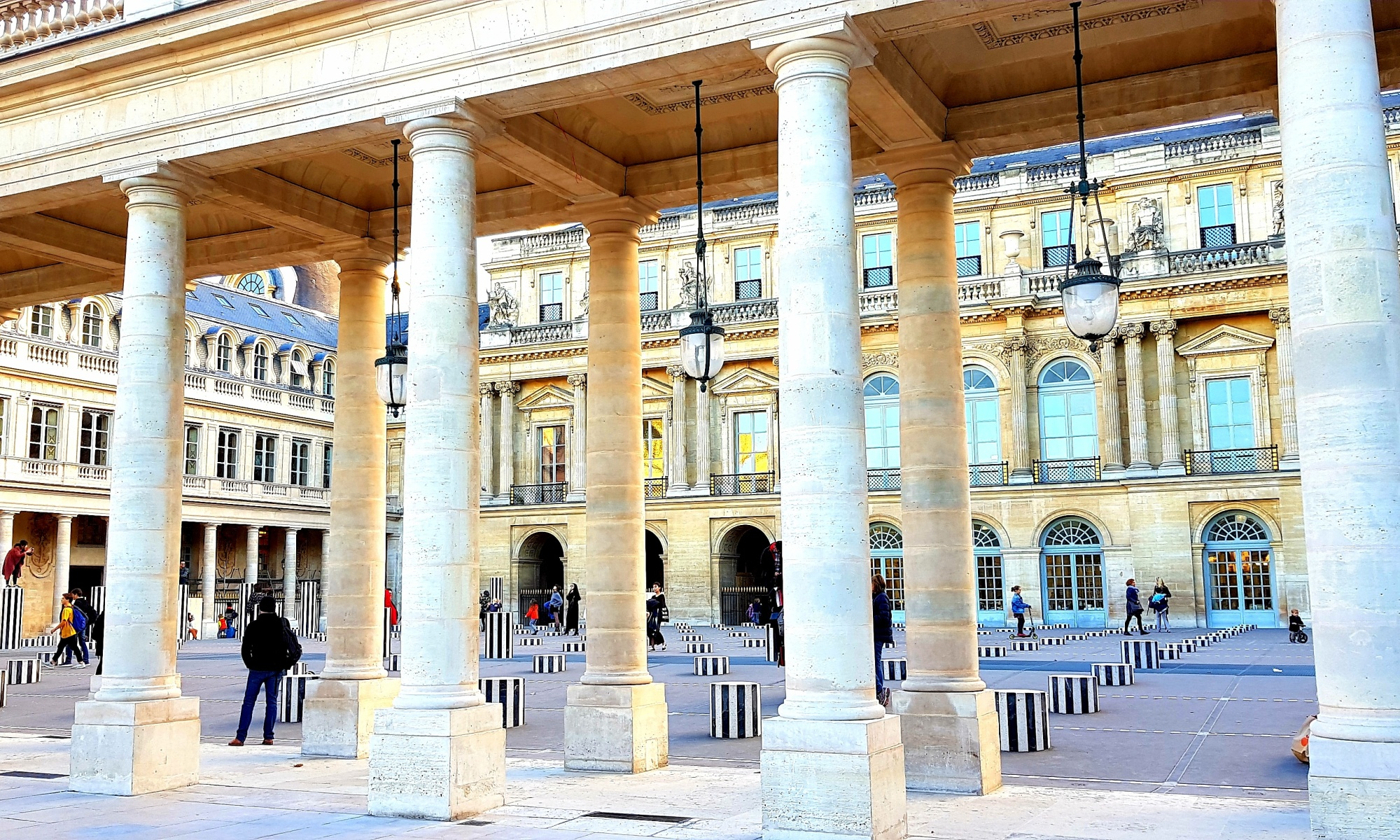Palais-Royal Paris France